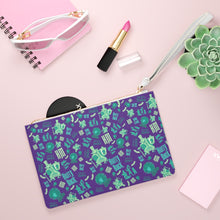 Load image into Gallery viewer, Hurry Back wristlet Clutch Bag
