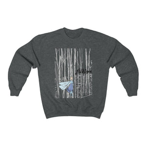 Frozen folklore Unisex Heavy Blend™ Crewneck Sweatshirt