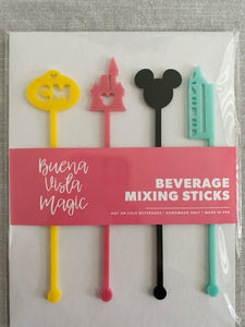 Beverage Mixing Sticks Vol 1 CM