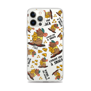 Looking like a Snack iPhone Case