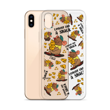 Load image into Gallery viewer, Looking like a Snack iPhone Case