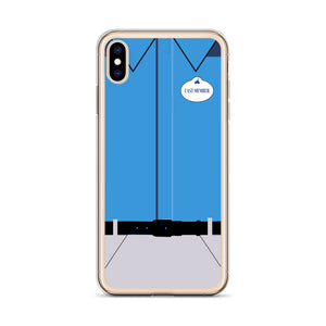 Captain iPhone Case