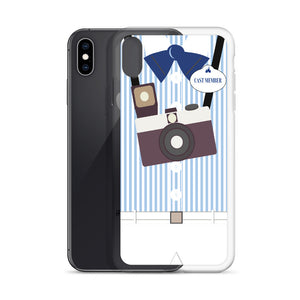 Photo Pass iPhone Case