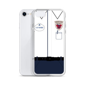 D Security iPhone Case