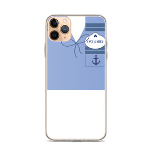 Paradise Gardens Busser iPhone Case