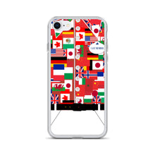 Load image into Gallery viewer, Around the World iPhone Case