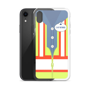 Third shift custodial DL iPhone Case