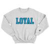 Grey Loyal Crewneck + Digital EP