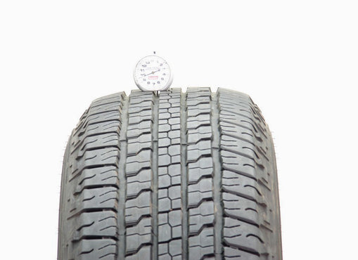 Used 265/65R18 Goodyear Wrangler Fortitude HT 112T - 9.5/32