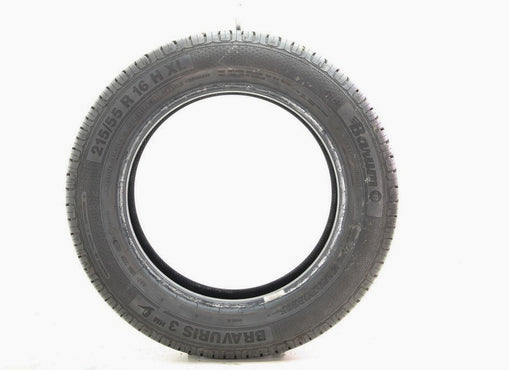 Used 215/55R16 Barum Bravuris 3 HM 97H - 10/32