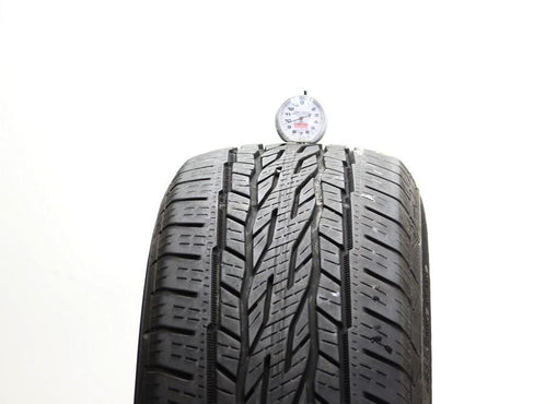 Used 265/70R18 Continental CrossContact LX20 116S - 9.5/32