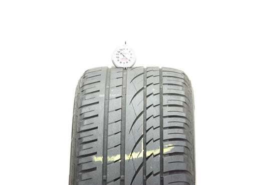 Used 235/55R19 Continental CrossContact UHP E 105V - 5/32