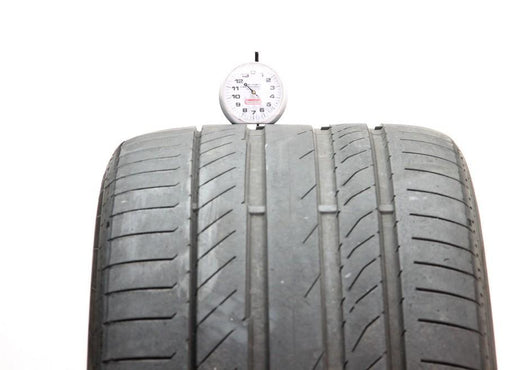 Used 265/40R21 Continental ContiSportContact 5P MO 101Y - 5/32