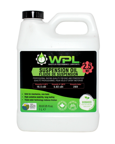 High Performance Suspension Oil