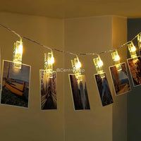 Photo Clips String Lamp - CentreStep