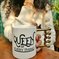 Queen Mug - Centre Step