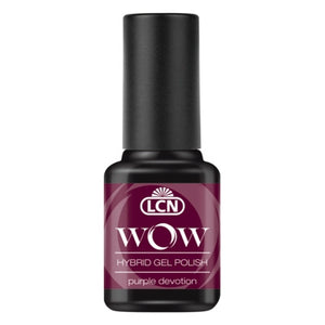 WOW Hybrid Gel Polish - purple devotion, 8 ml