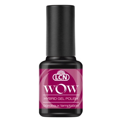 WOW Hybrid Gel Polish - bordeaux temptation, 8 ml