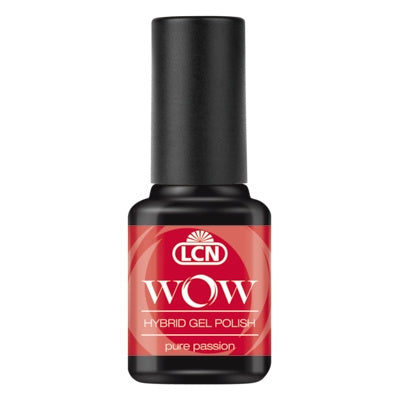 WOW Hybrid Gel Polish - pure passion,  8 ml