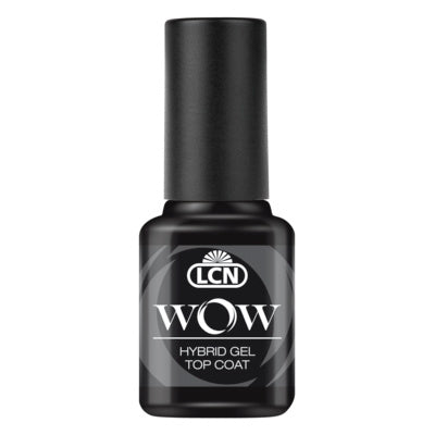 WOW Hybrid Gel Top Coat,  8 ml