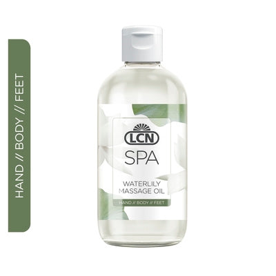 SPA Waterlily Massage Oil, 300 ml