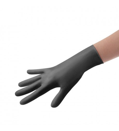 Disposable latex gloves, 100 pcs.