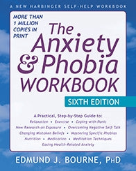 The Anxiety and Phobia Workbook (PDF)
