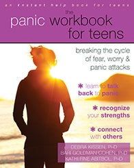 The Panic Workbook for Teens: Breaking the Cycle of Fear, Worry, and Panic Attacks (PDF)