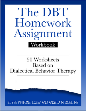 The DBT Assignment Workbook (Print & PDF)