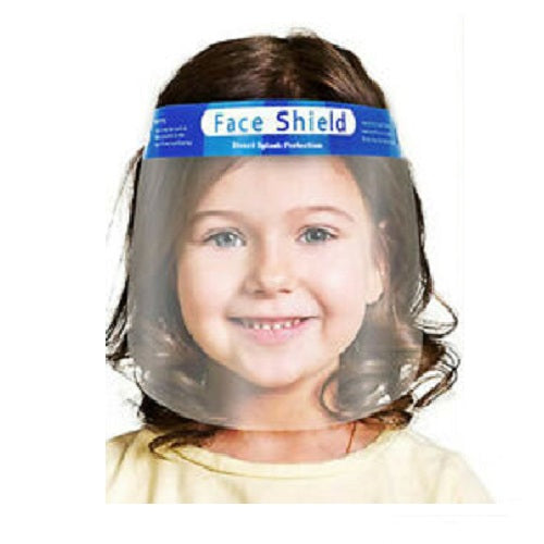 Face Shield - CHILD SIZE - 2 Pack