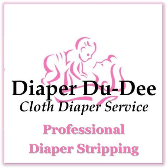 Professional Diaper Stripping - Diaper DuDee Diaper Service