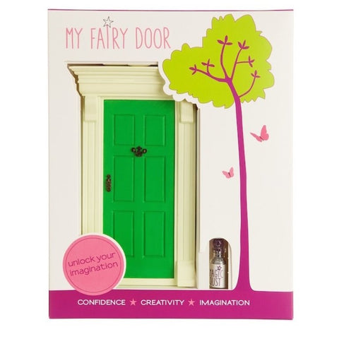 My FAIRY DOOR - grün