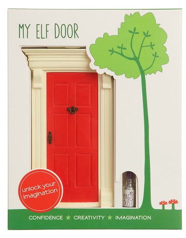 My ELF DOOR - rot