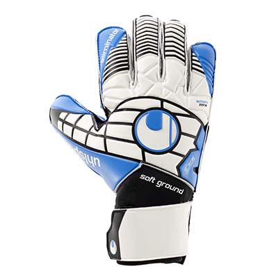 Goal Keeper Gloves-ELIMINATOR SOFT PRO