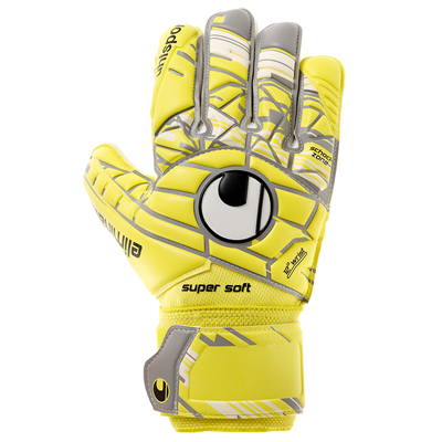 Goal Keeper Gloves-ELIMINATOR SUPERSOFT