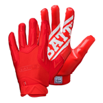 HYBRID FOOTBALL RECEIVER GLOVES - MatrixSports