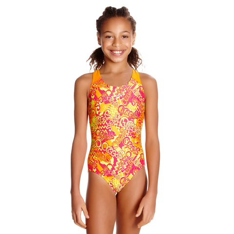 wSwimming costume (Model: 8-07386B774) - MatrixSports