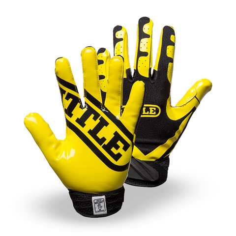 ULTRA-STICKY RECEIVER GLOVES - MatrixSports