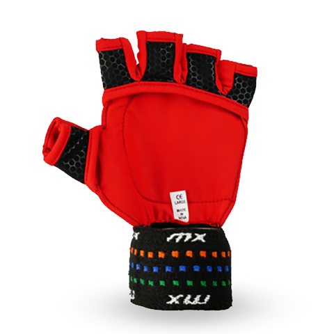 Fingerless Hockey Gloves - MatrixSports