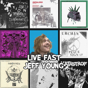 Live Fast Jeff Young: Vol. 9 - Best of 2017!