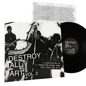 Record of the Week: Various: Destroy All Art Volume 2 LP