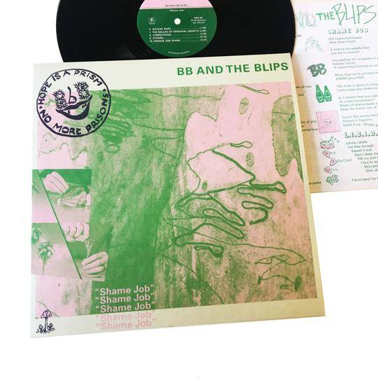 Record of the Week: BB & the Blips: Shame Job LP