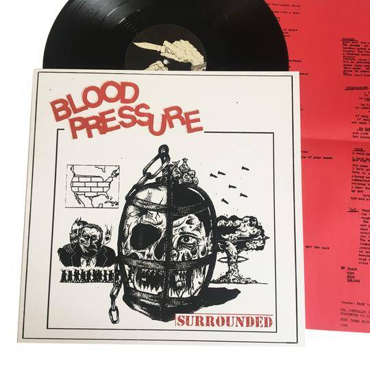 Record of the Week: Blood Pressure: Surrounded LP