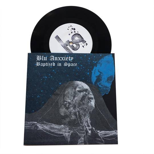 Record of the Week: Blu Anxxiety: Baptized in Space 7""