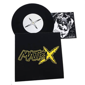 Record of the Week: Matrix: Demo 7""
