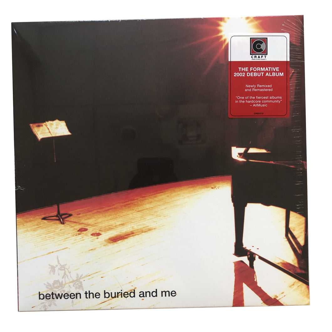 Between the Buried and Me: S/T 12