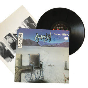 "Acrophet: Faded Glory 12"" (used)"
