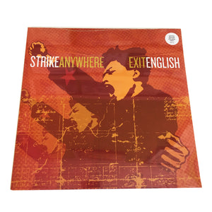 Strike Anywhere: Exit English 12""