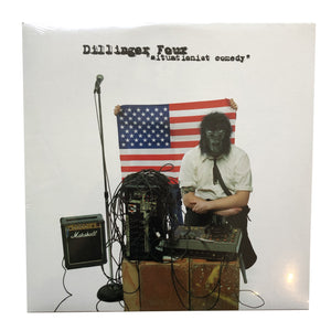 Dillinger Four: Situationist Comedy 12""