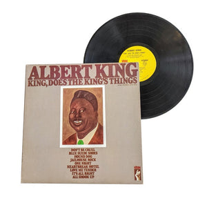 "Albert King: King, Does the King's Things 12"" (used)"